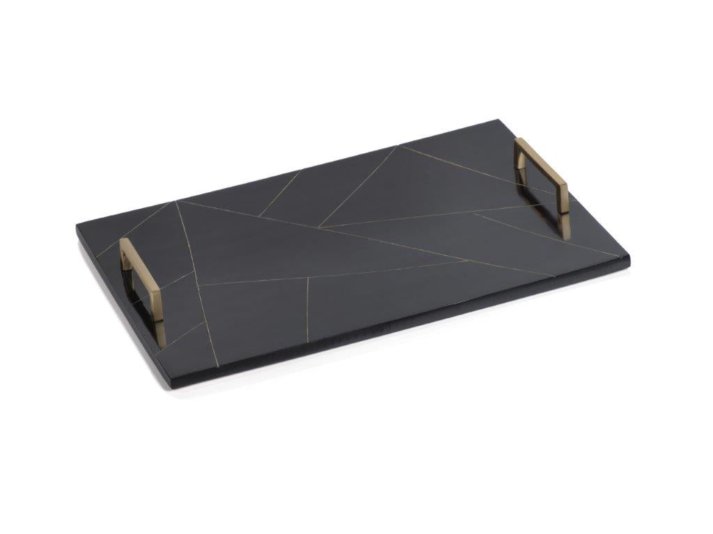 Modern Salé Serving Tray - CARLYLE AVENUE