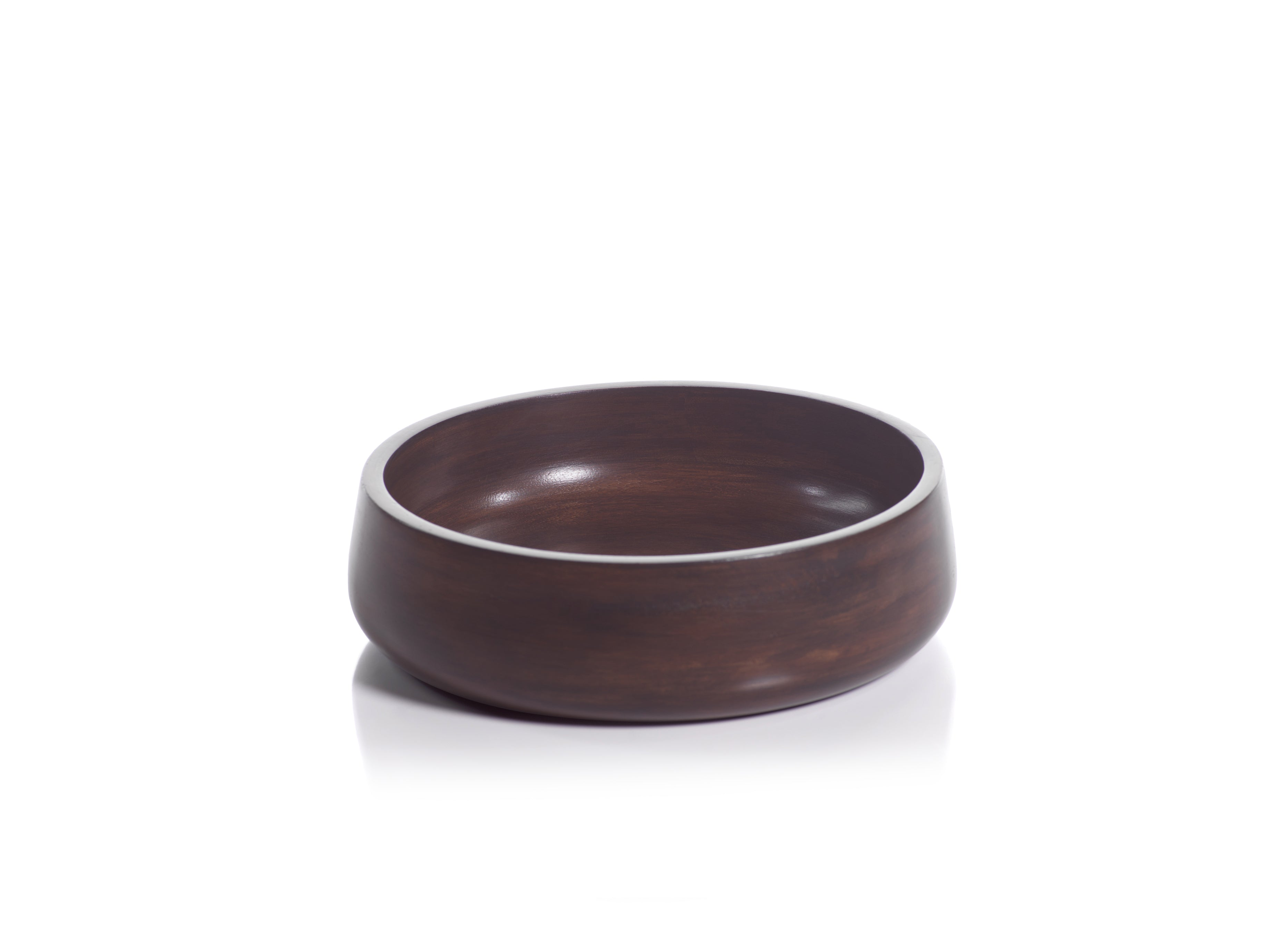 Bali Mango Wood Bowl - CARLYLE AVENUE