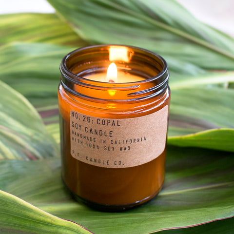 P.F. Candle Co Soy Candle Copal