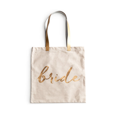 Love Is in the Air Tote Bag - Bride