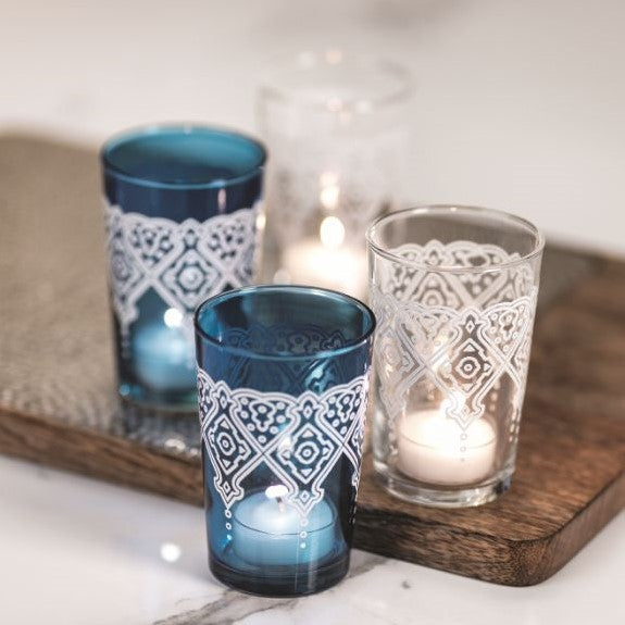 Mazagan Tealight Holder - Set of 6 - CARLYLE AVENUE