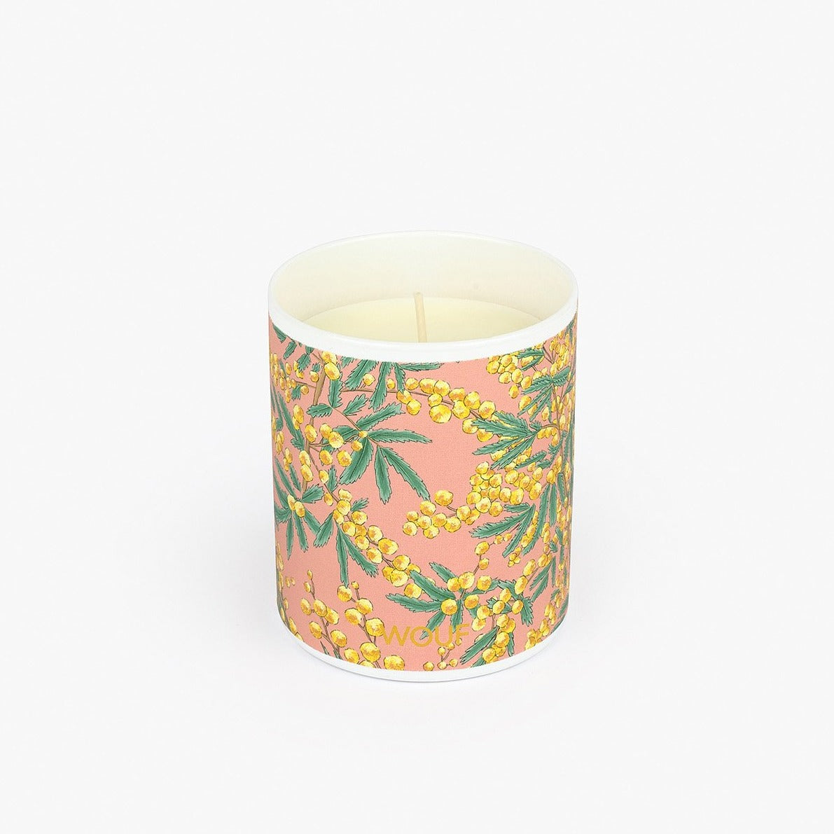 Wouf - Mimosa Candle