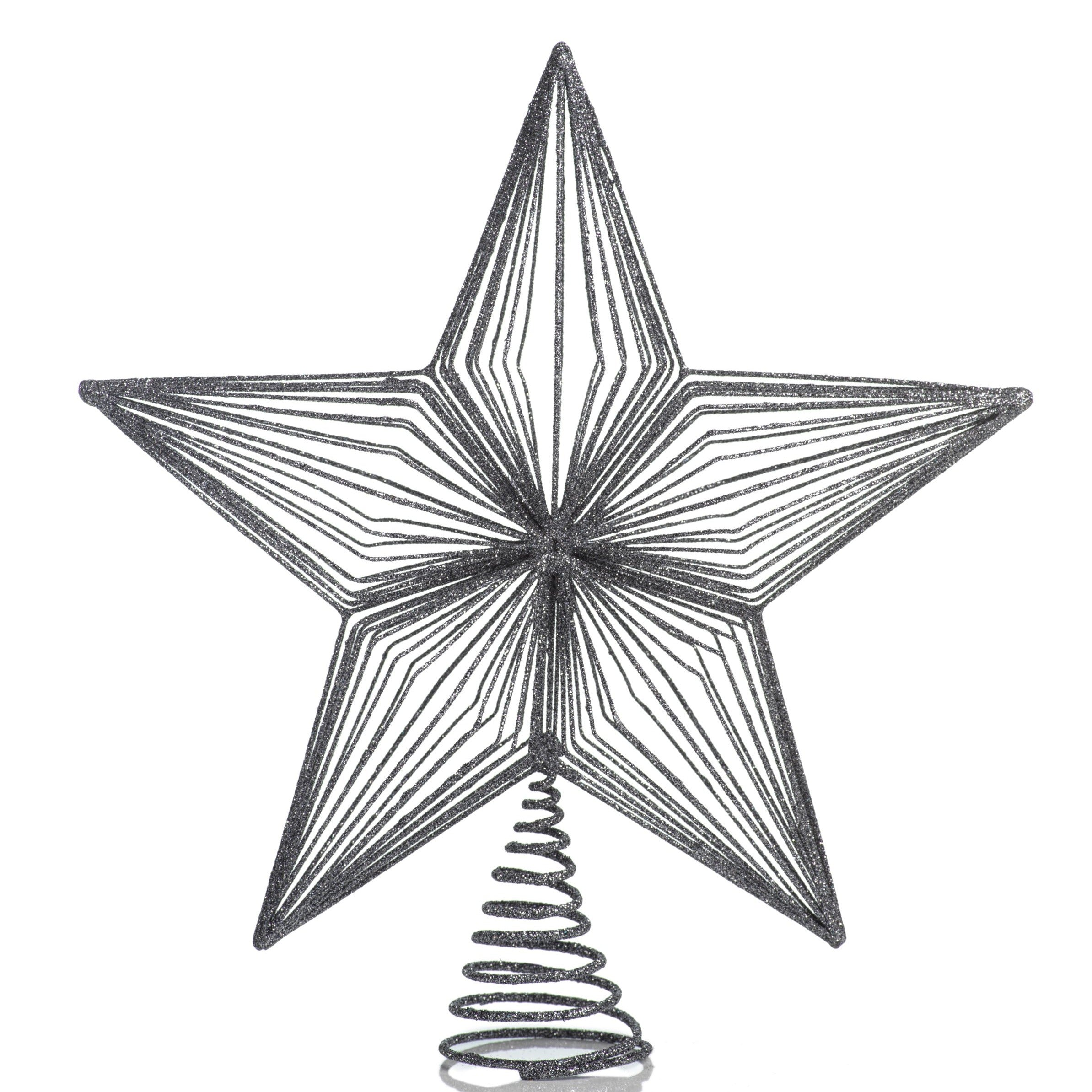 3D Star Tree Topper - CARLYLE AVENUE