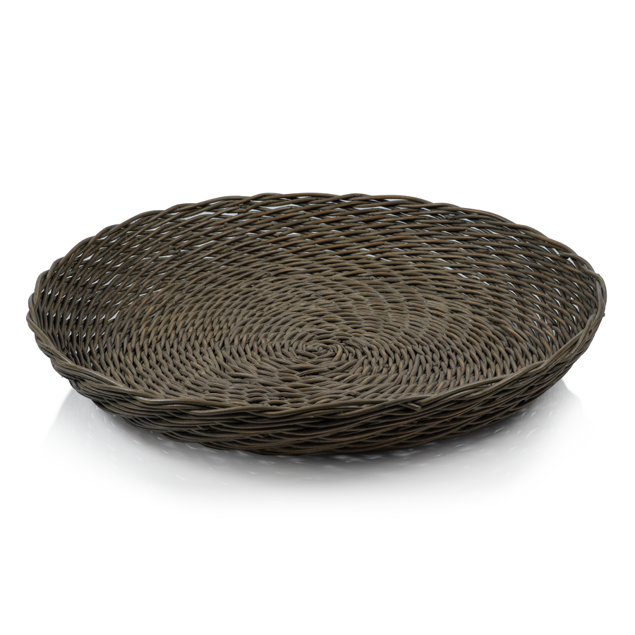 Monteverde Thick Weave Large Rattan Bowl
