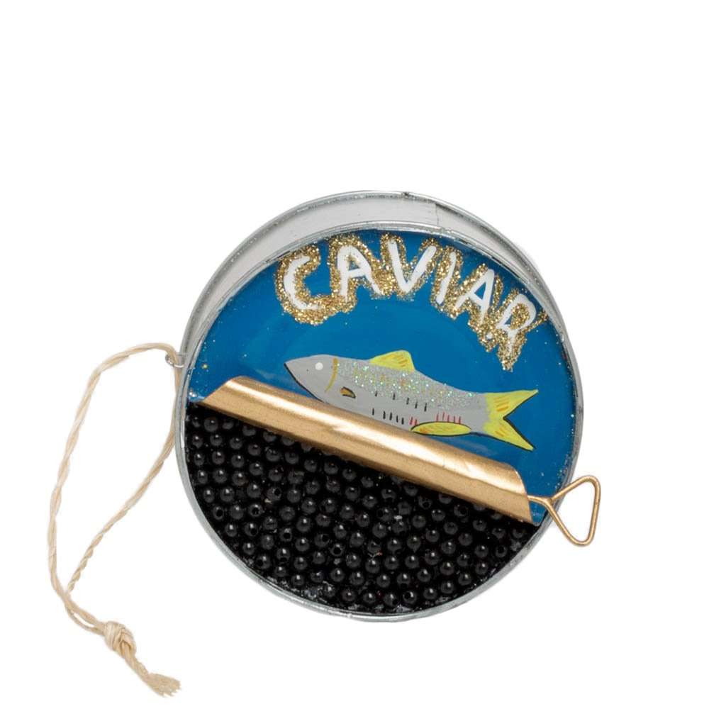 Caviar Ornament - CARLYLE AVENUE