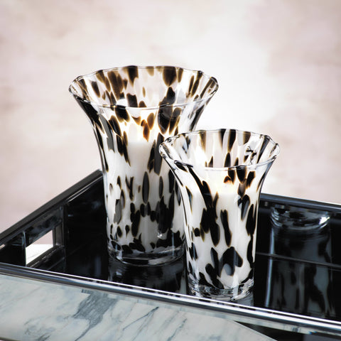 Confetti Blown Glass Vase