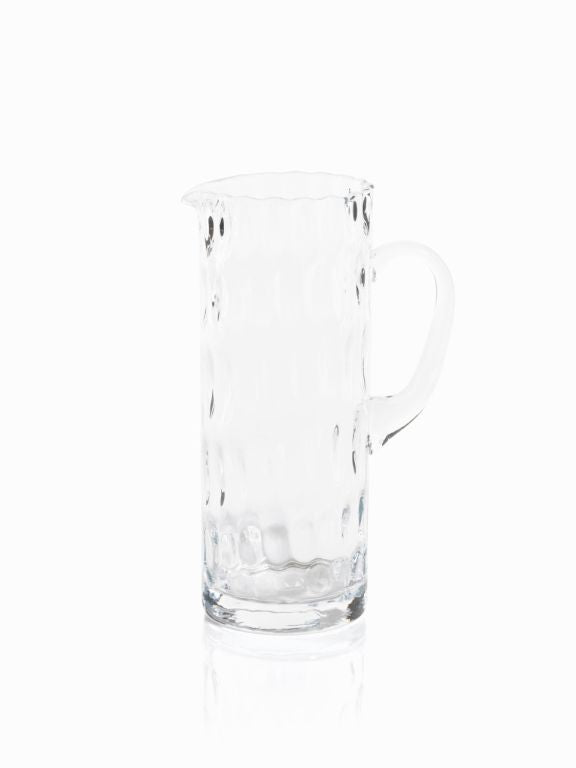 Lagoon Glass Pitcher