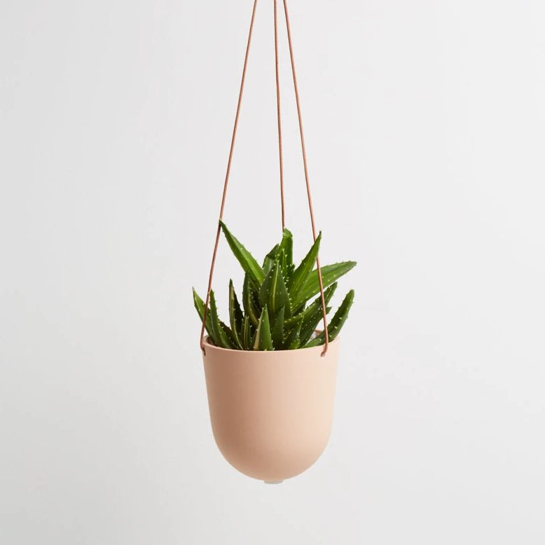 Hanging Pot - Salt - CARLYLE AVENUE