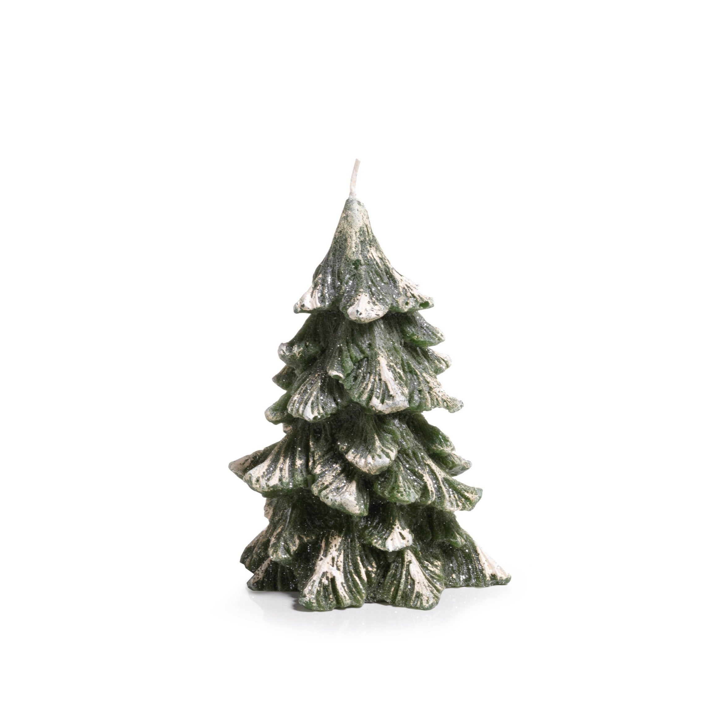Winter Pine Tree Candle - CARLYLE AVENUE