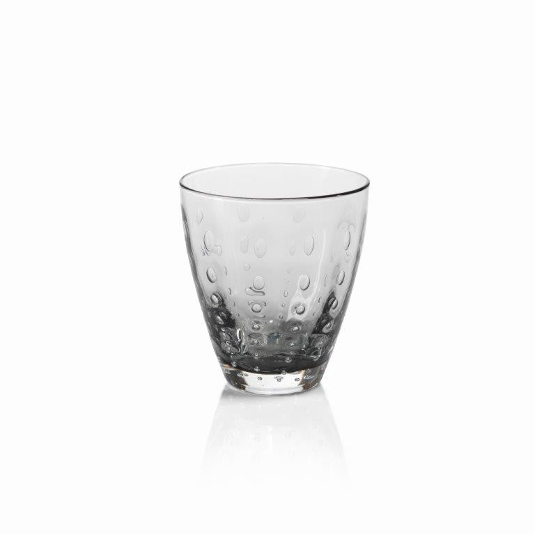 Bubbled Rocks Glass - Set of 6 - CARLYLE AVENUE