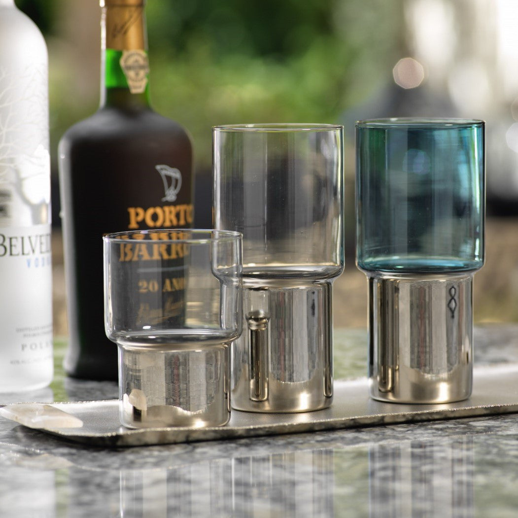 Como Glassware Collection - CARLYLE AVENUE