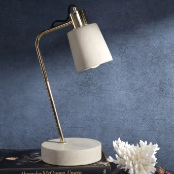 Fiona Concrete Table Lamp - CARLYLE AVENUE