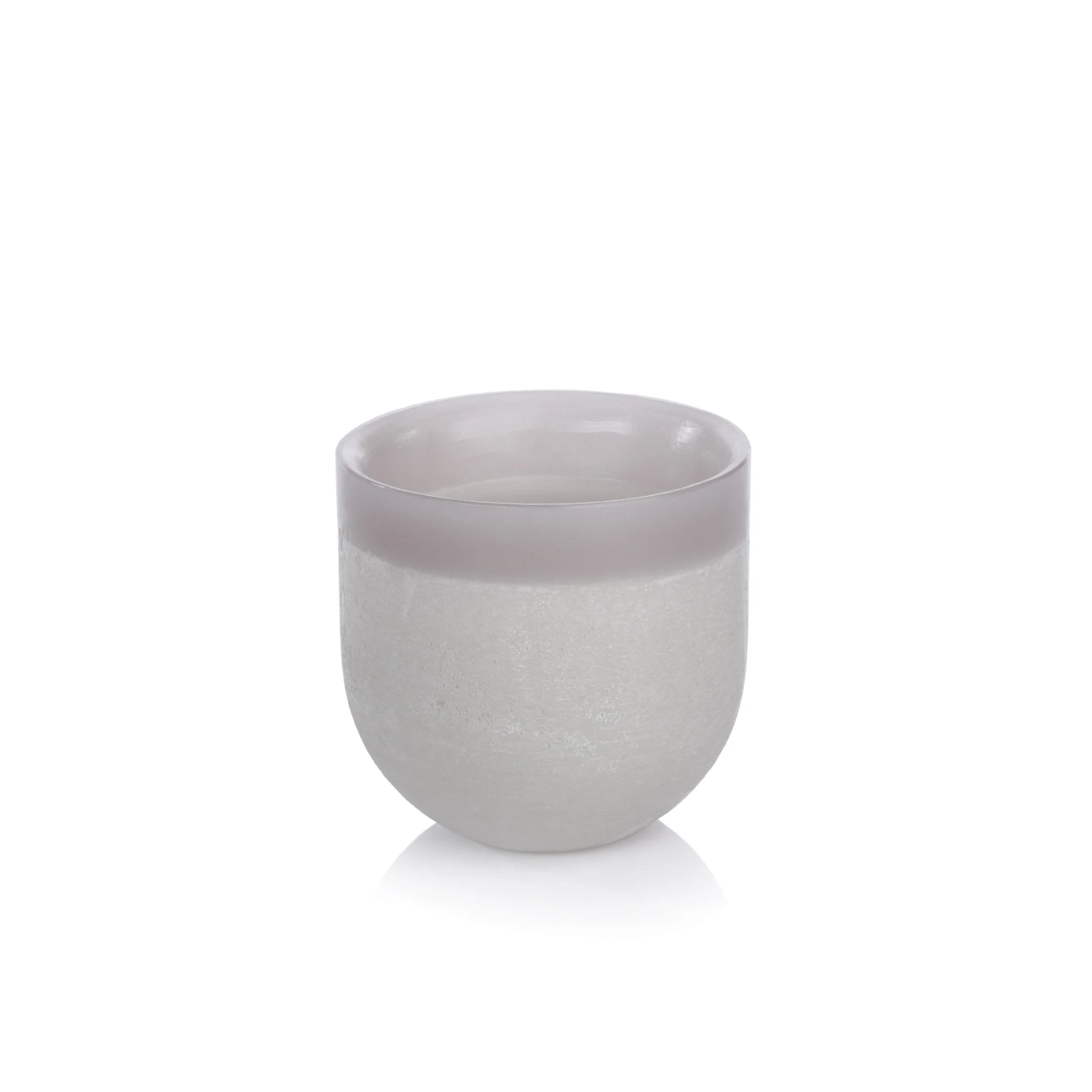 Shoreline Scented Candle - Tobacco Flower / Gray - CARLYLE AVENUE