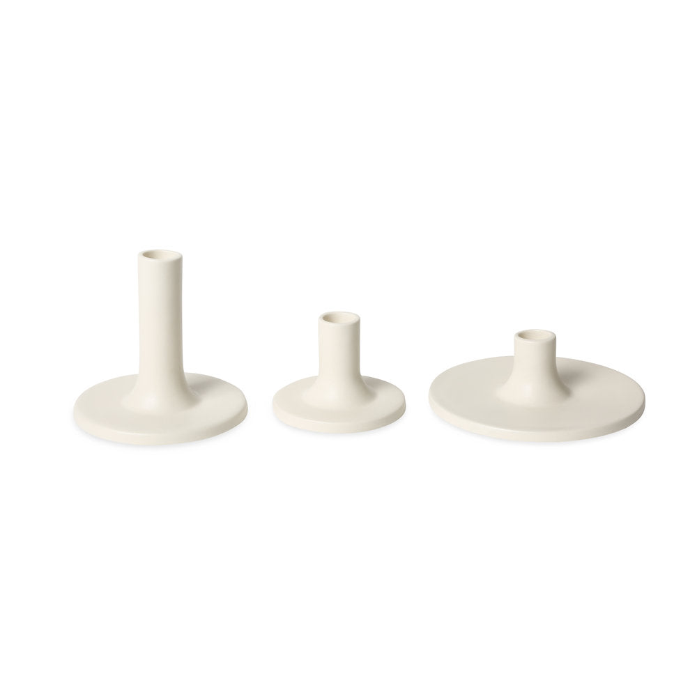 Ceramic Taper Holder - CARLYLE AVENUE