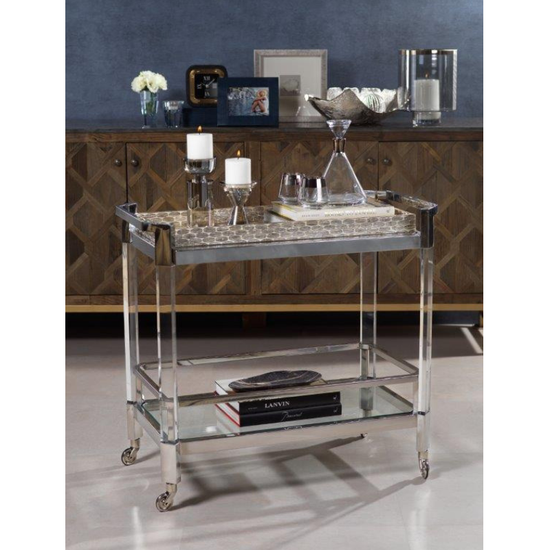 The Langham Bar Cart
