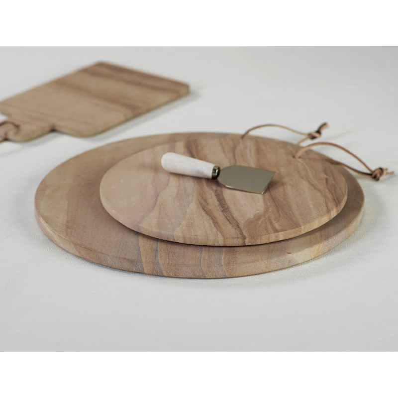 Natural Sandstone Cutting / Cheese Board