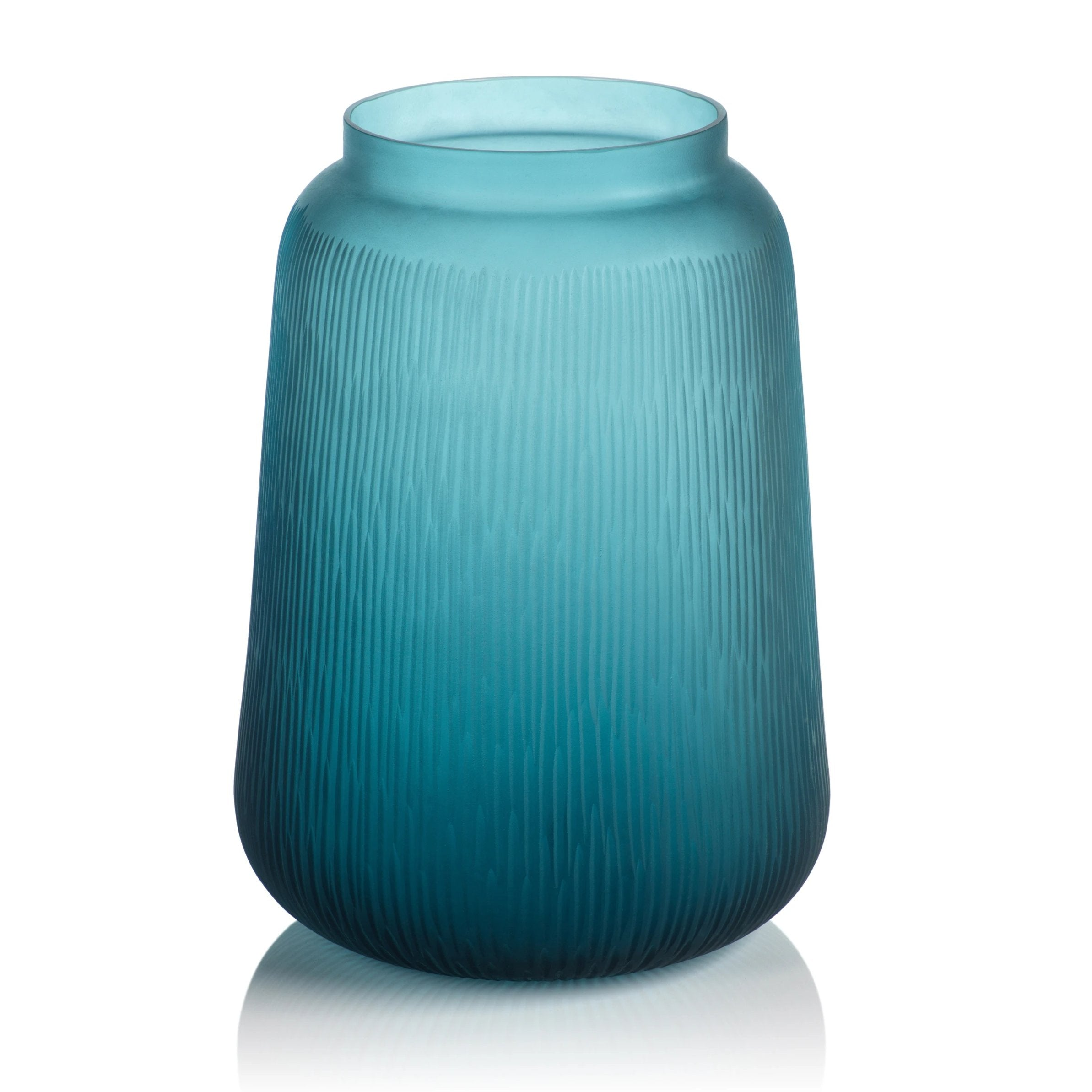 Le Morne Handmade Glass Vase - CARLYLE AVENUE