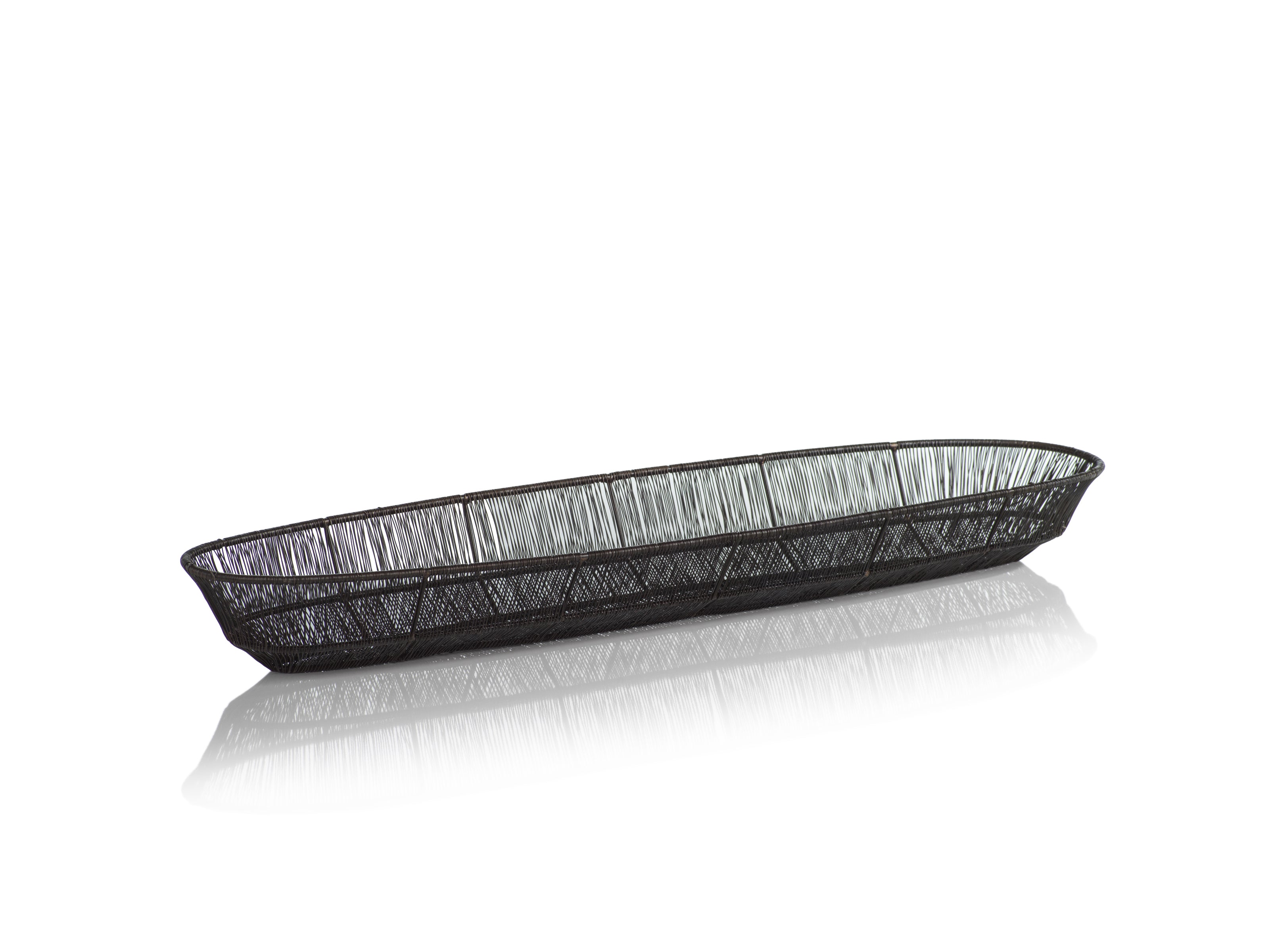 Dakar Twisted Wire Oval Baskets - CARLYLE AVENUE