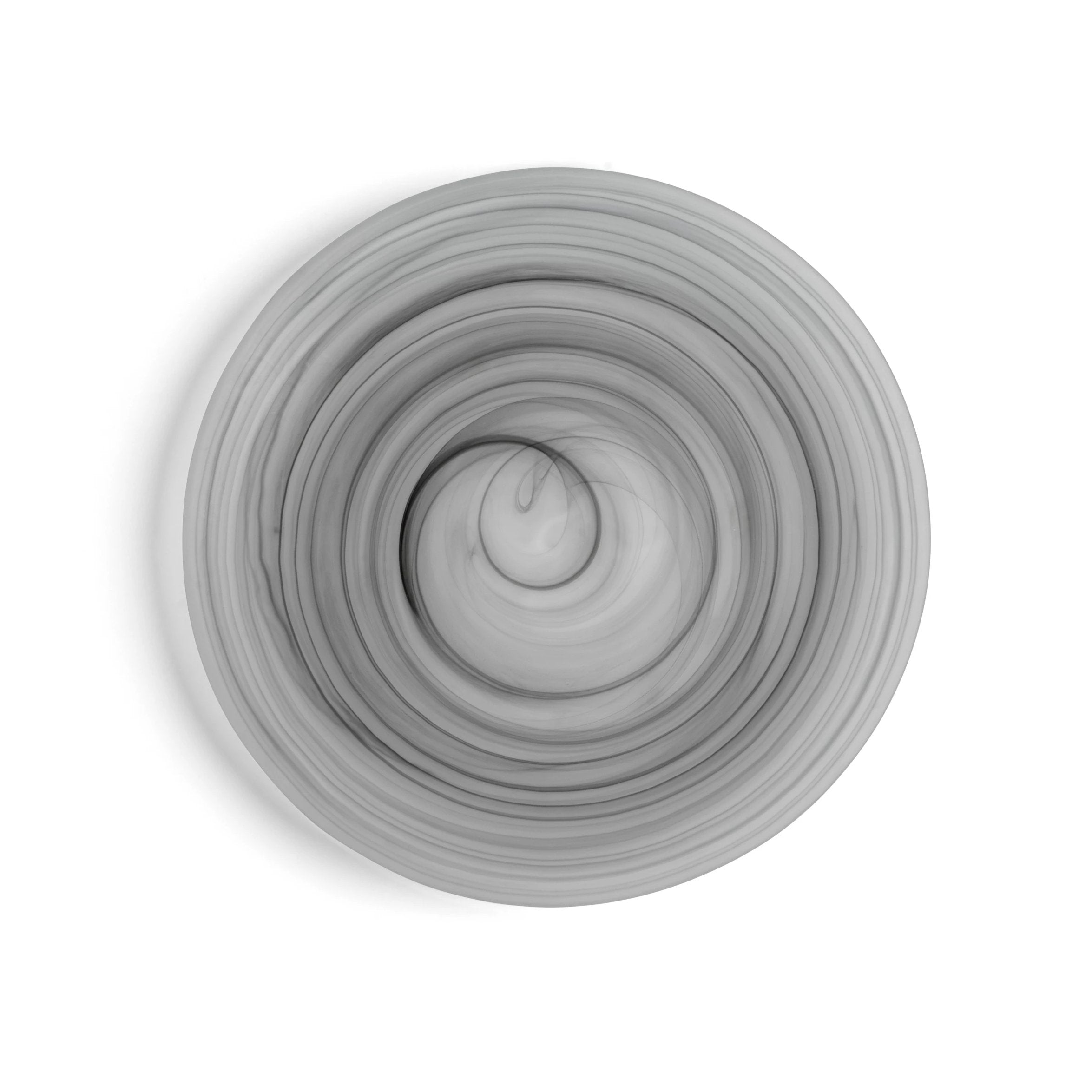 Monteverde Alabaster Glass Plate - SET - CARLYLE AVENUE