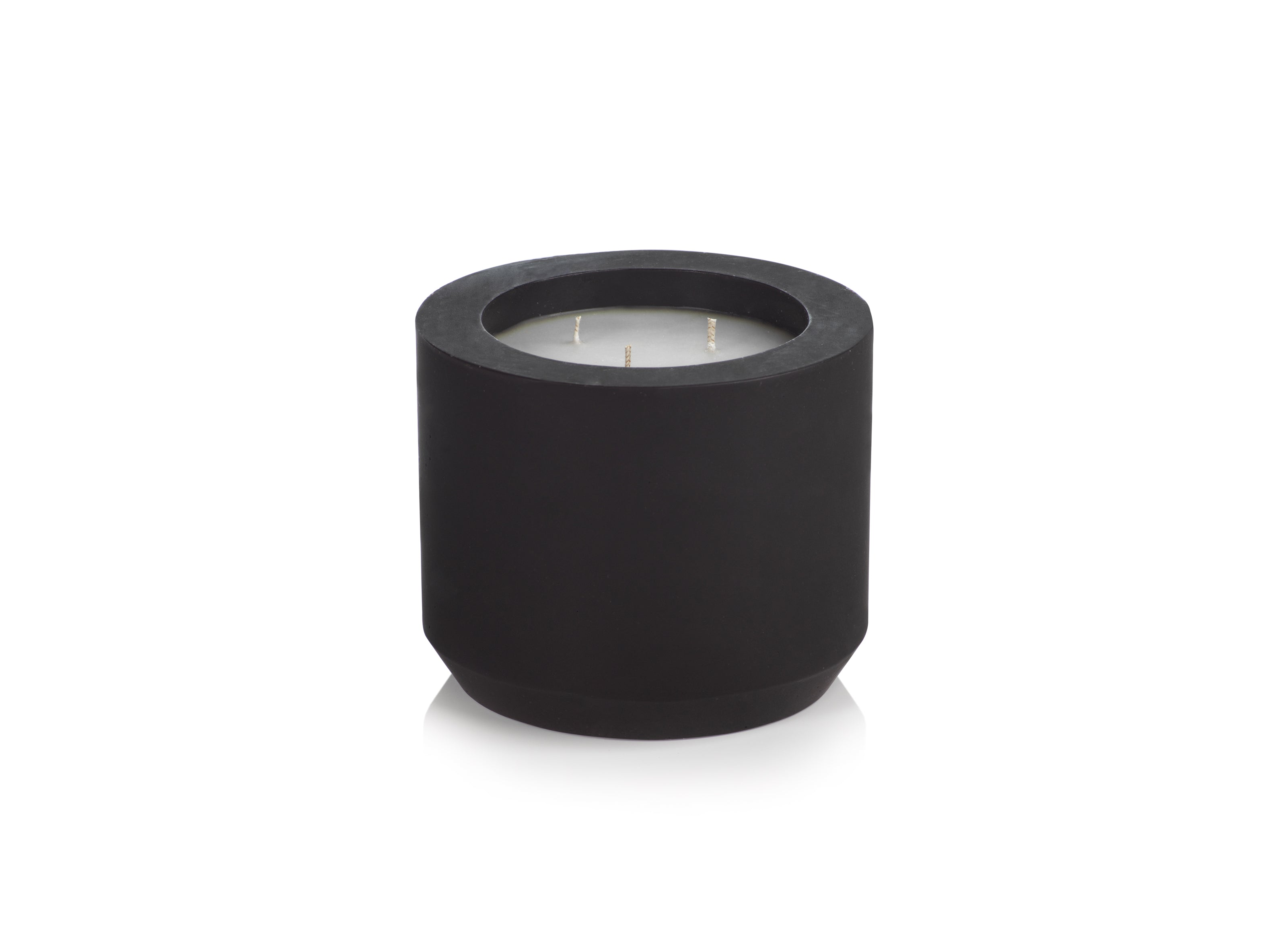 Naousa Bay Candle - Black - CARLYLE AVENUE