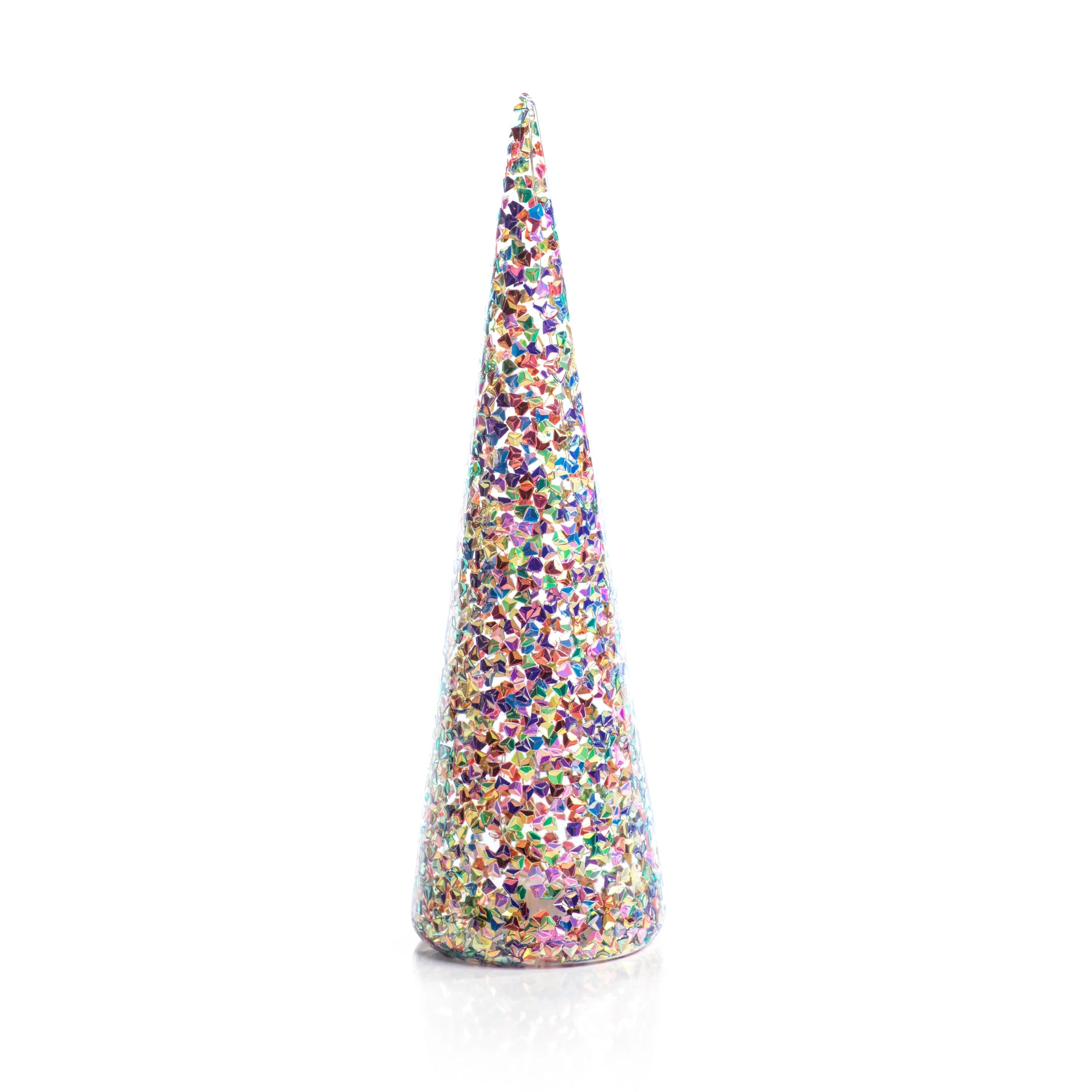 LED Sequin Tree - Multicolor - CARLYLE AVENUE