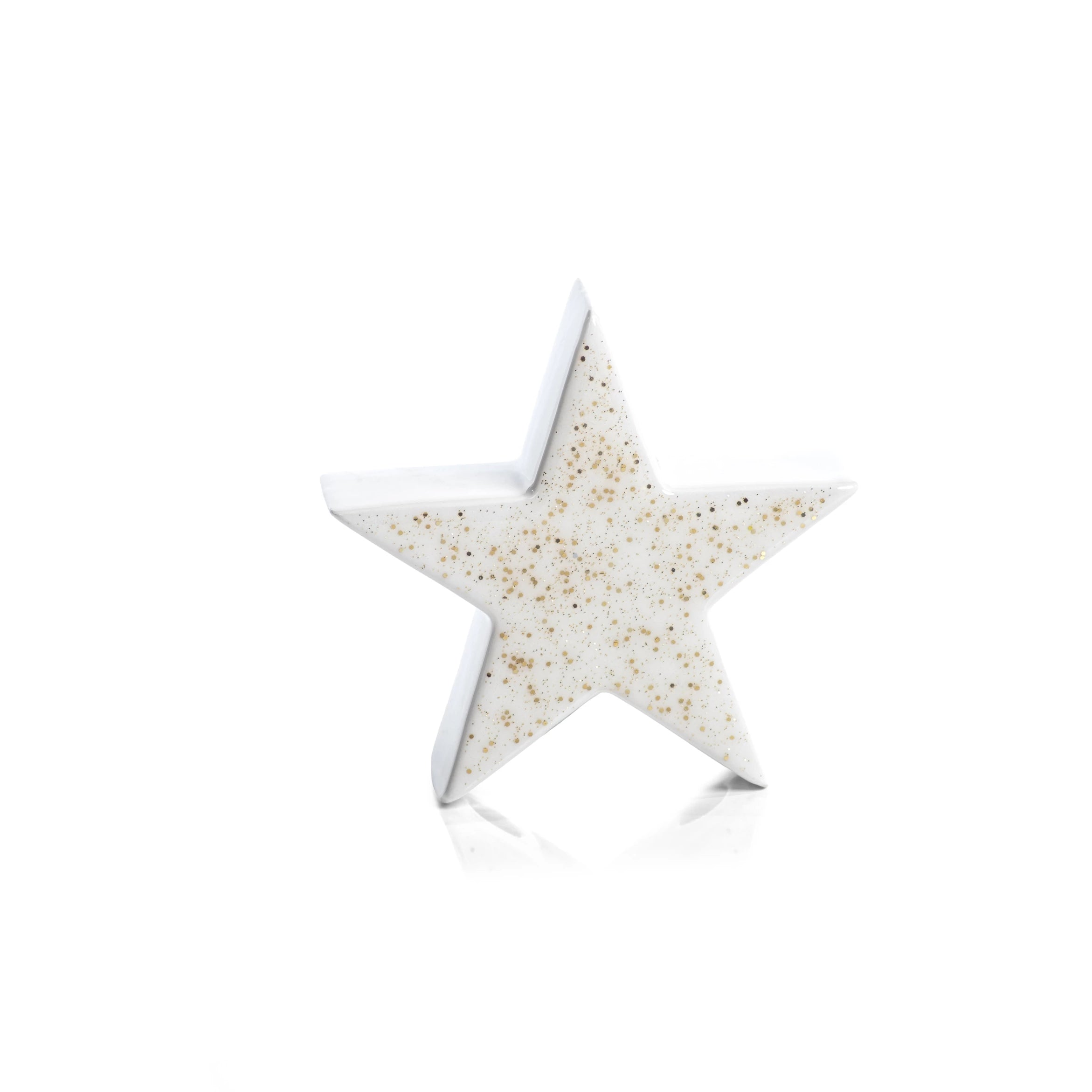 Speckled Decorative Star