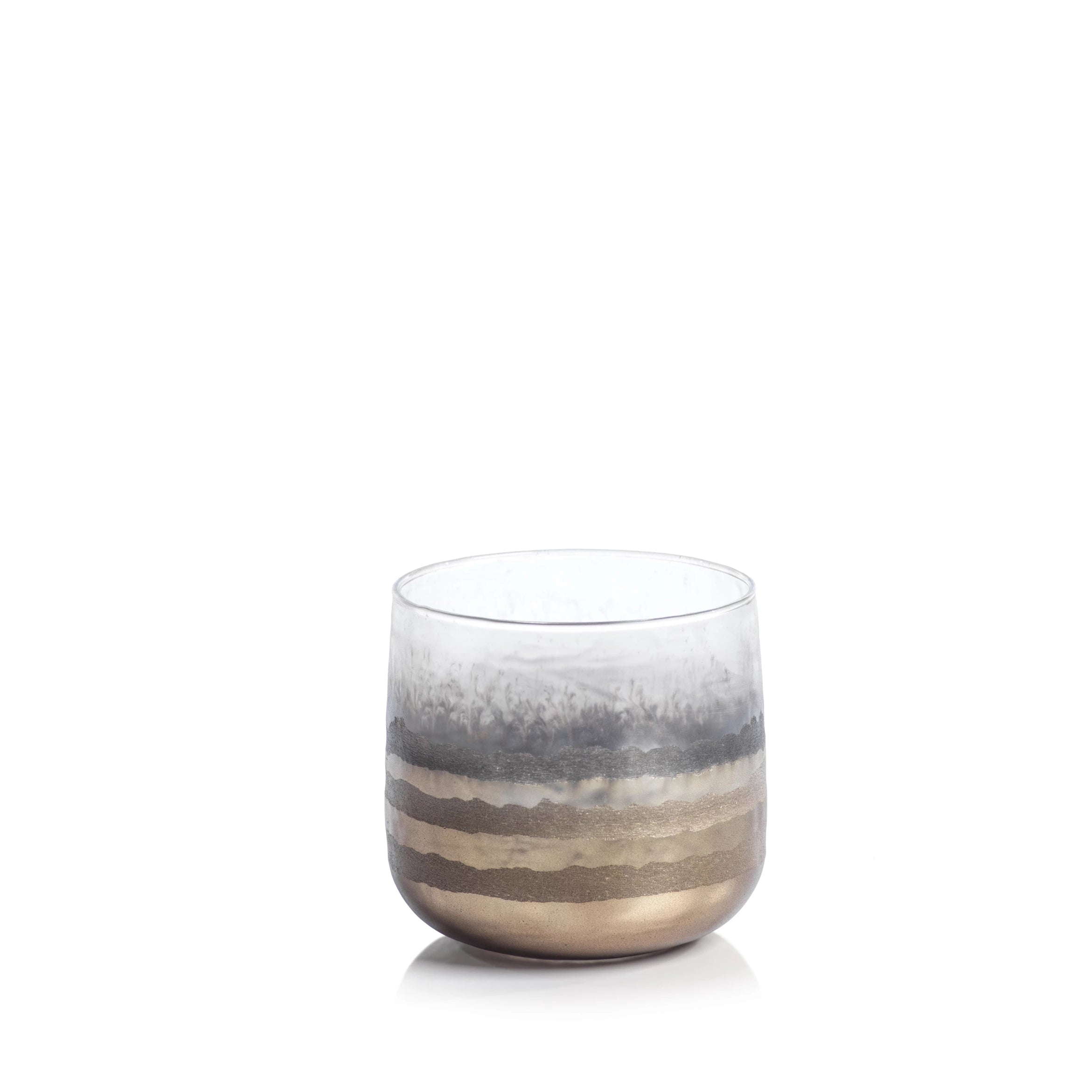 Smoke Votive Holder - Multiple sizes/colors - CARLYLE AVENUE