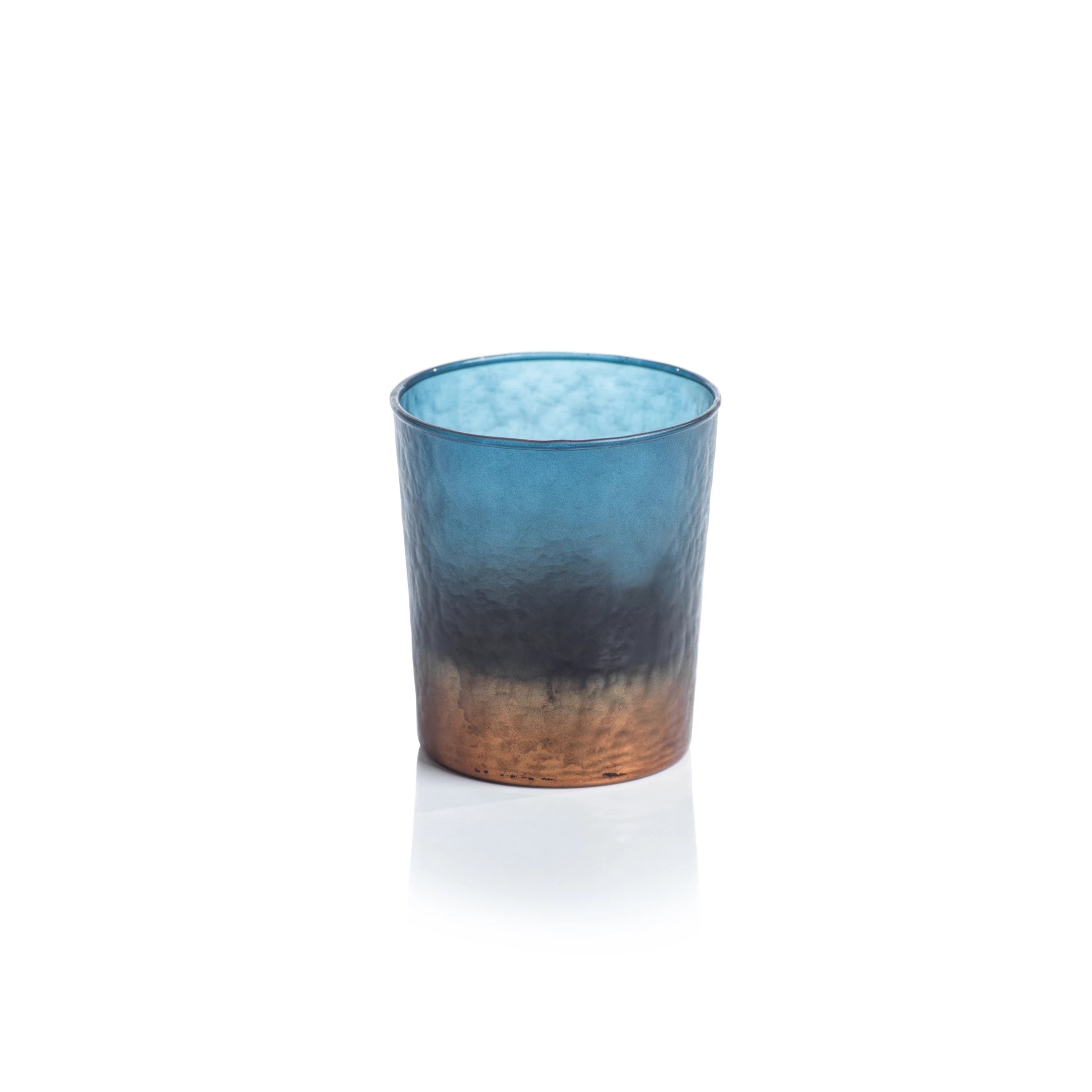 Burnt Copper Tealight Holders - CARLYLE AVENUE