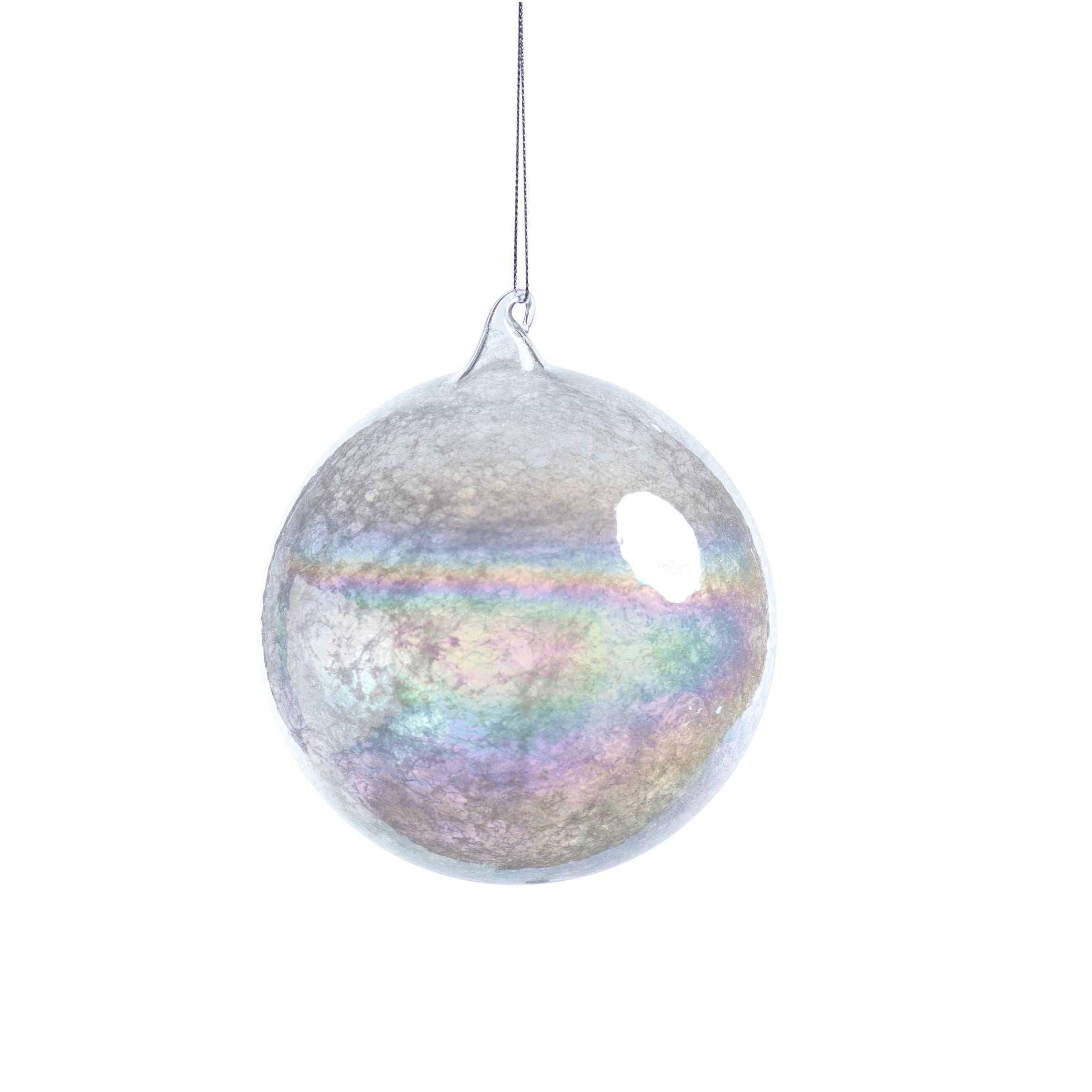 Luster Ball Ornament