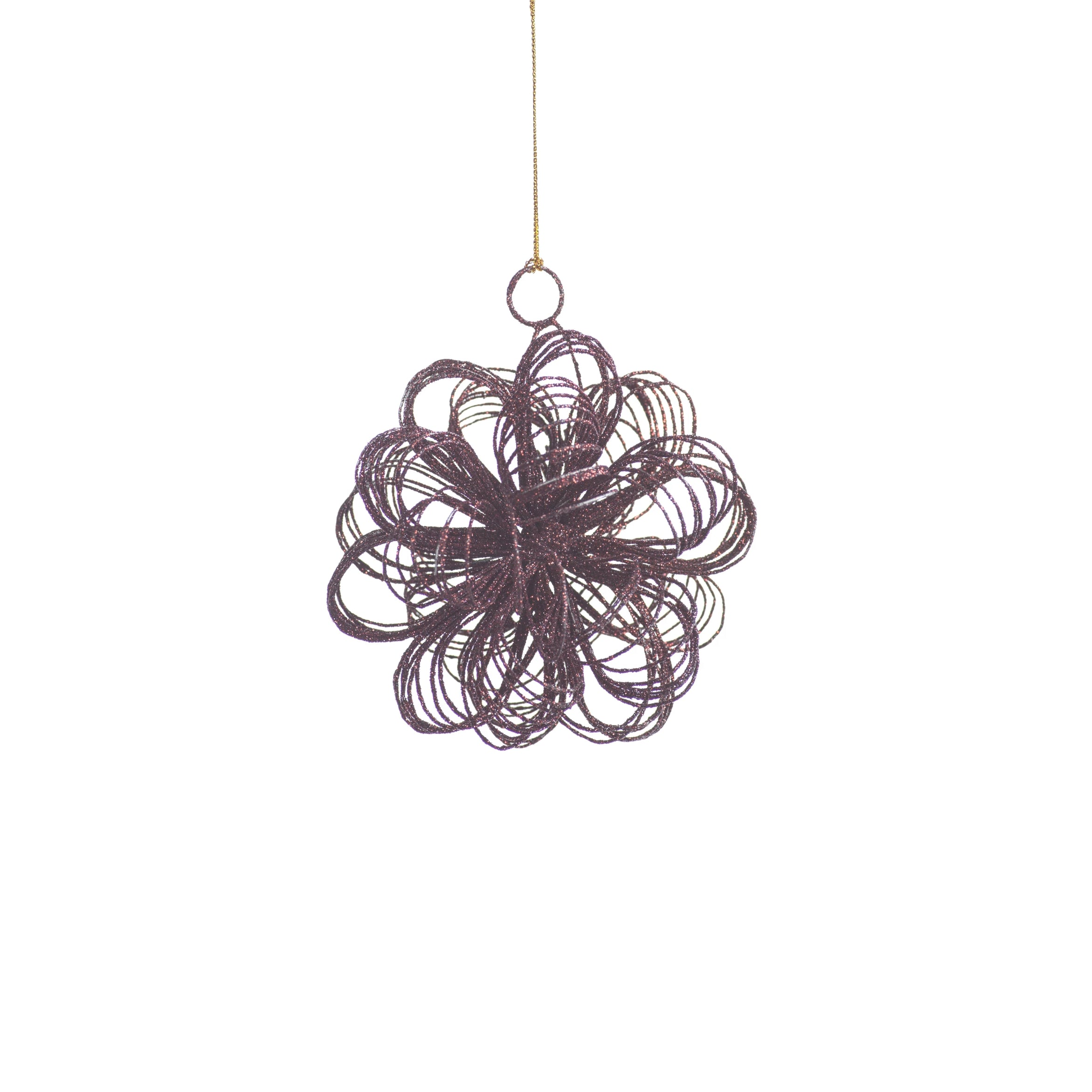 Oval Loop Ornament - 5 Colors - CARLYLE AVENUE