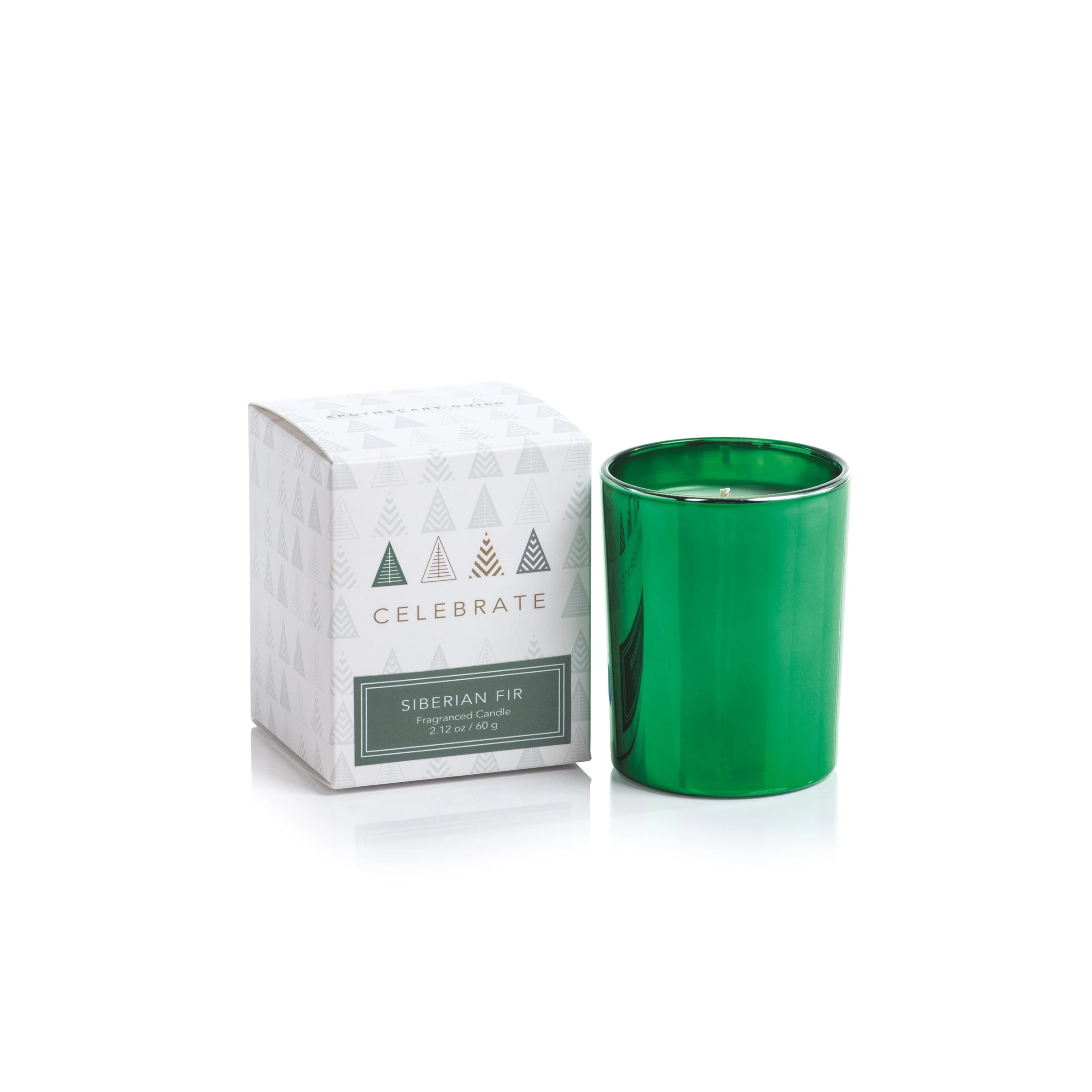 Celebrate Votive Candle - 3 Colors - CARLYLE AVENUE