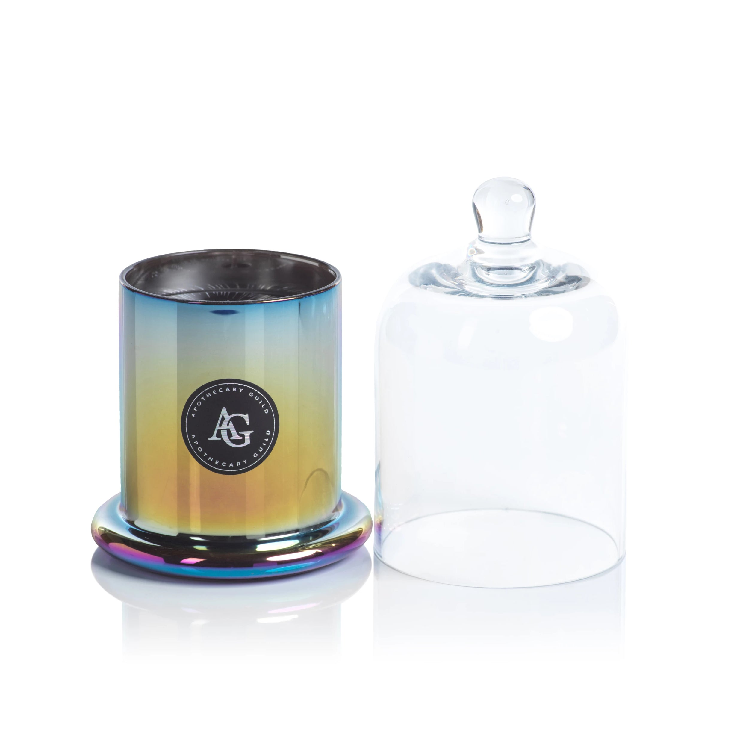 Apothecary Guild Dome Candle - Rainbow - CARLYLE AVENUE