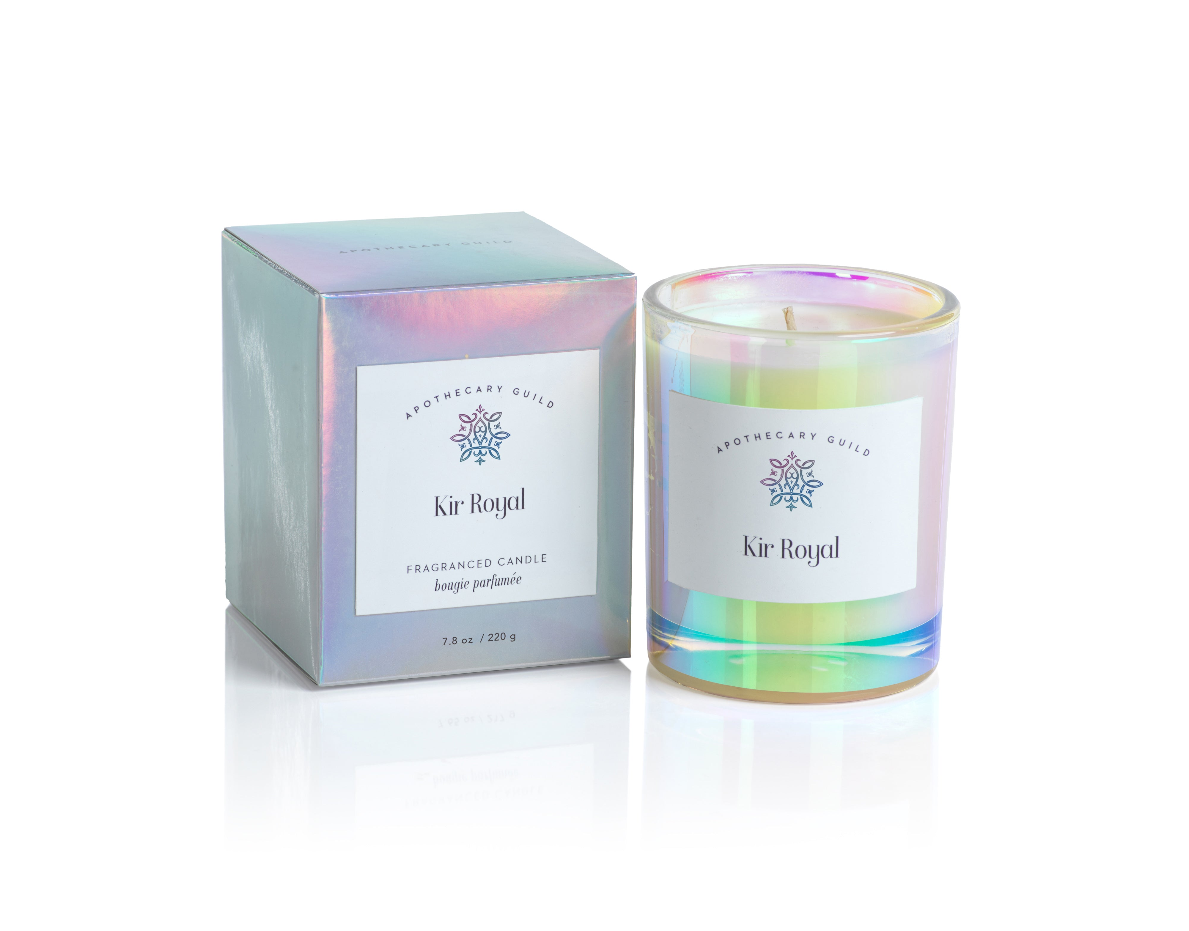 Apothecary Guild Iridescent Candle - CARLYLE AVENUE