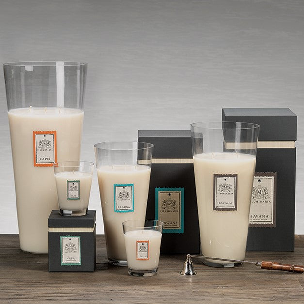 Illuminaria Scented Candles - CARLYLE AVENUE