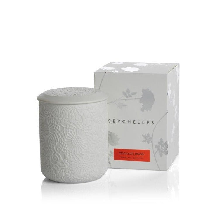 Seychelles Fragranced Candle - CARLYLE AVENUE