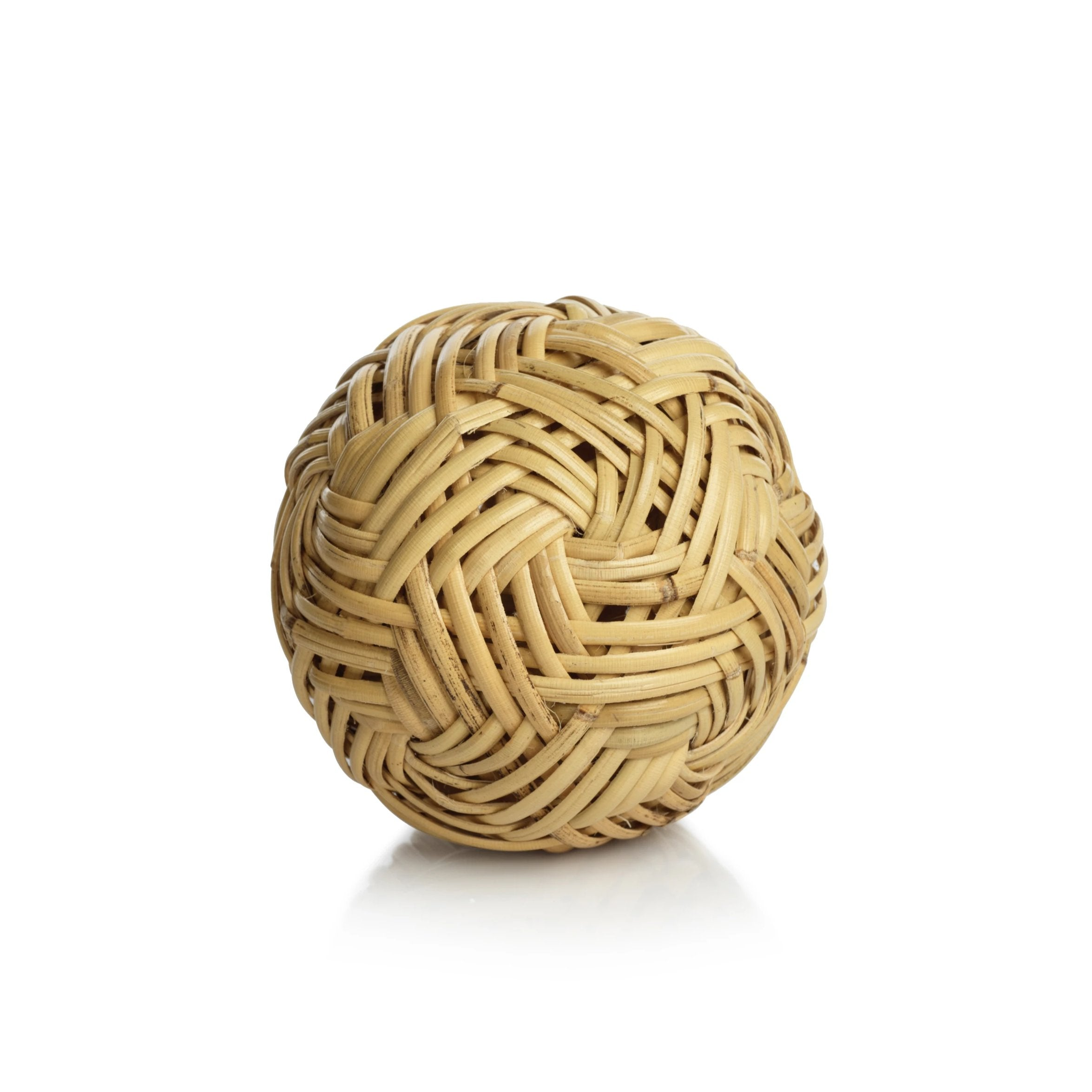 Rattan Fill Ball - CARLYLE AVENUE
