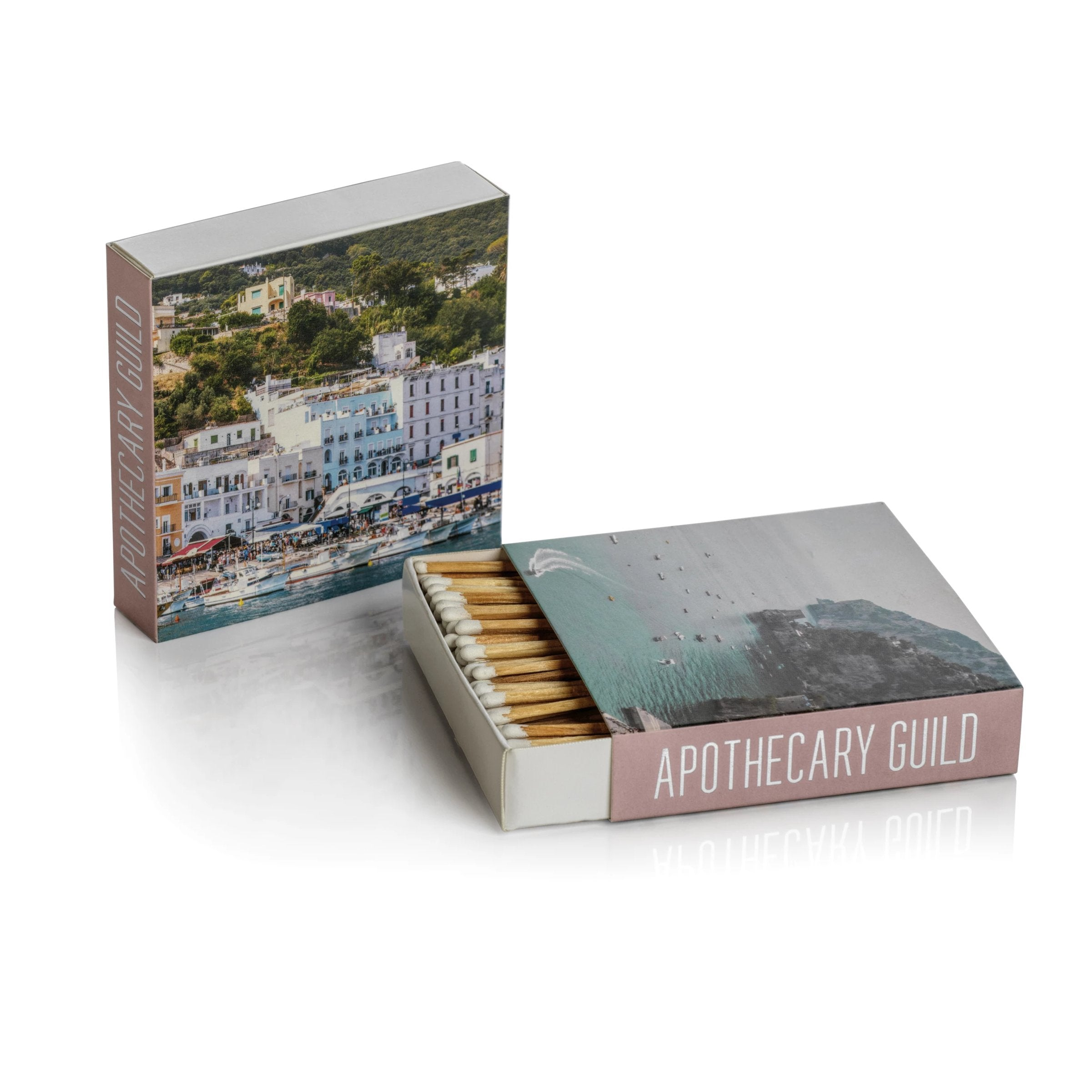 Matches - Amalfi Coast - CARLYLE AVENUE