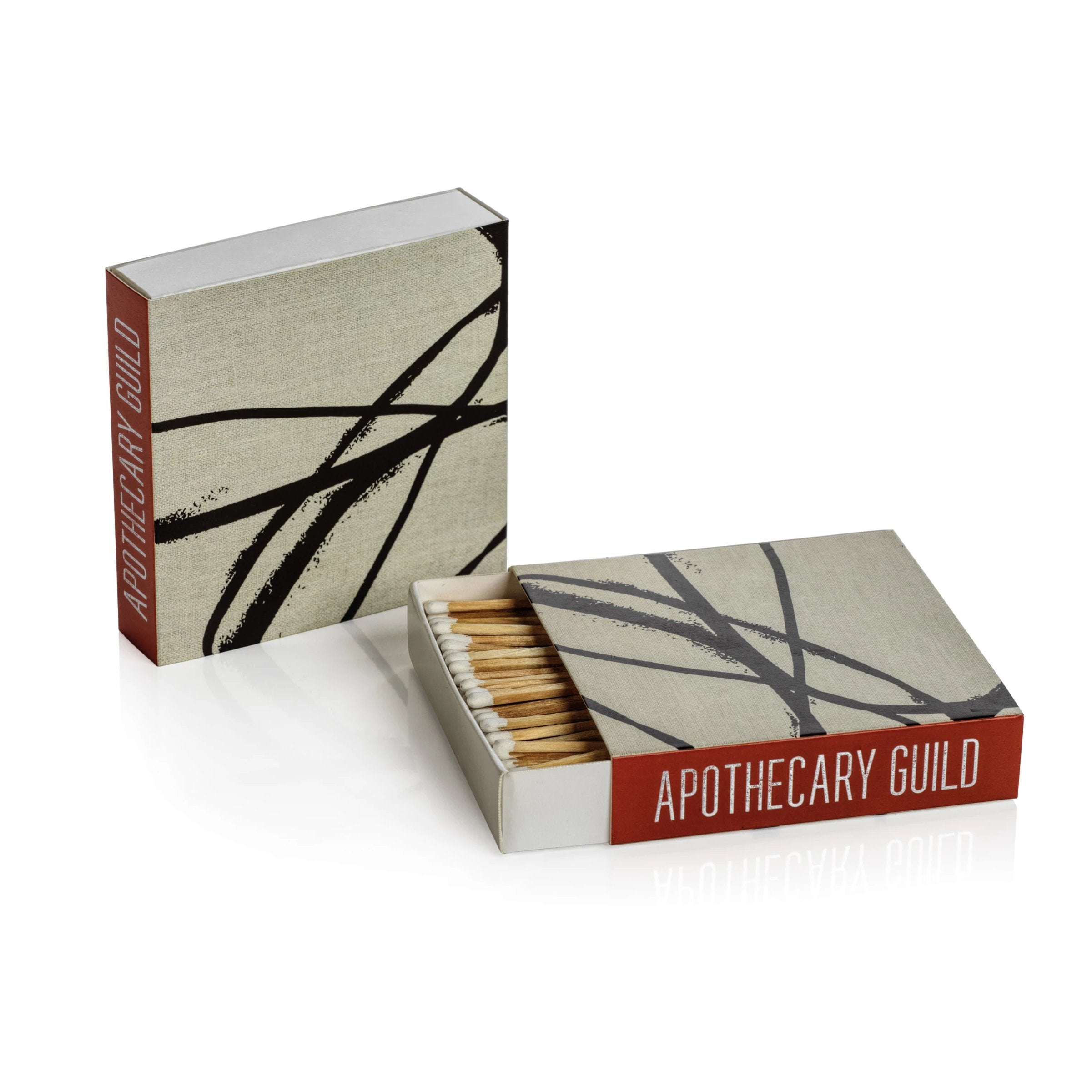 Matches - Abstract Paint - CARLYLE AVENUE