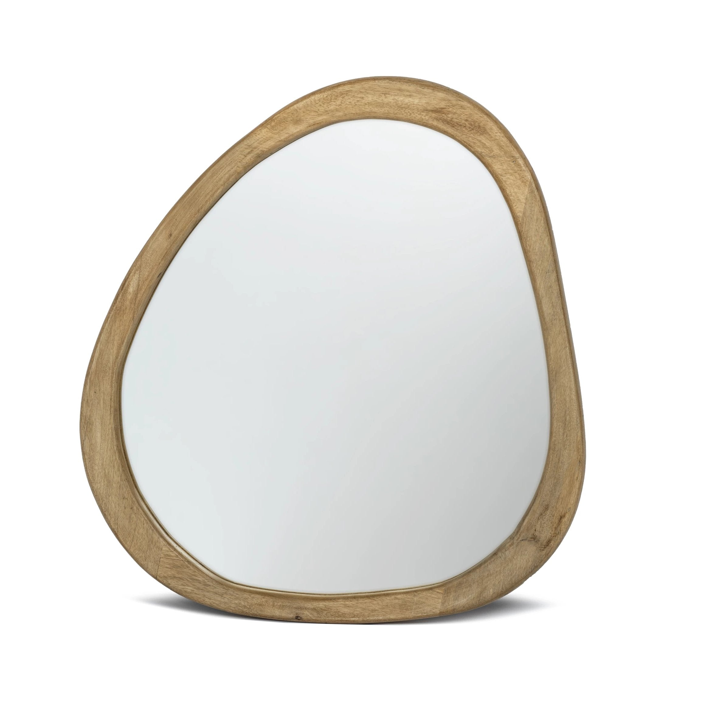 Organic Shape Wall Mirror - CARLYLE AVENUE