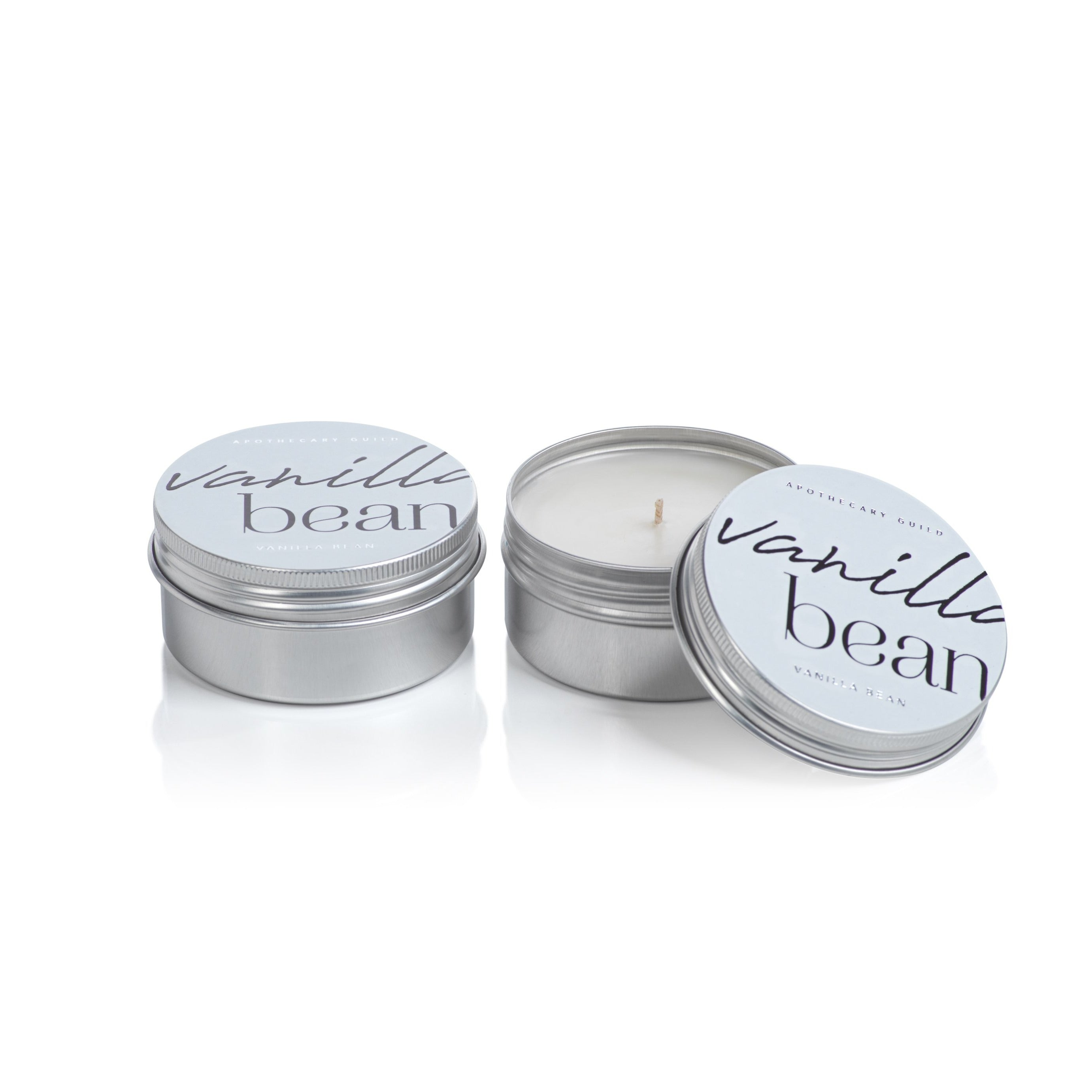Apothecary Guild Scented Candle Tin - 20 Fragrances - CARLYLE AVENUE