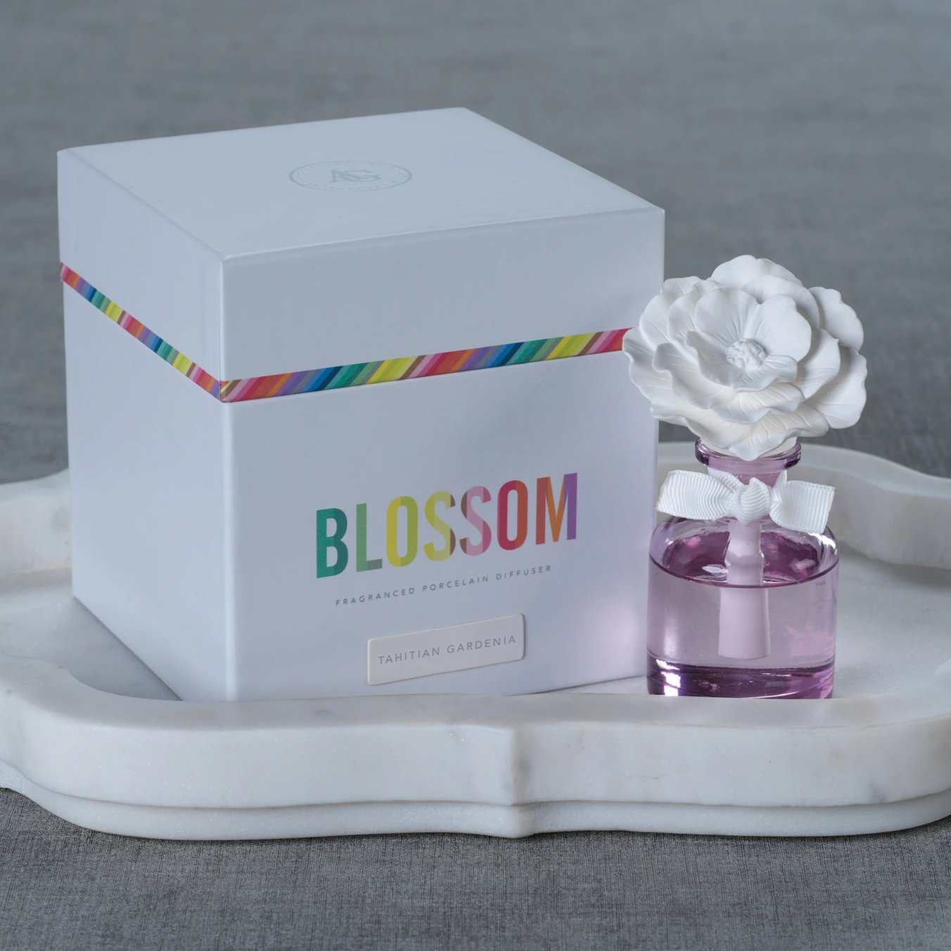 Blossom Porcelain Diffuser - CARLYLE AVENUE