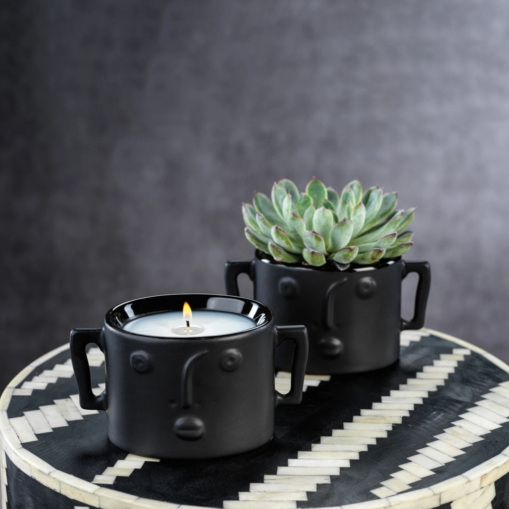 Nala Candle - Black - CARLYLE AVENUE