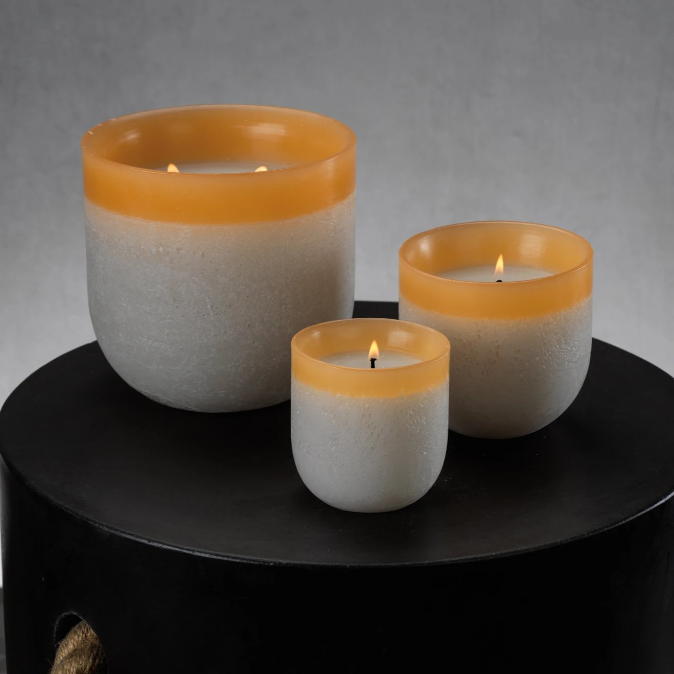 Shoreline Scented Candle - Coconut Mango / Orange - CARLYLE AVENUE
