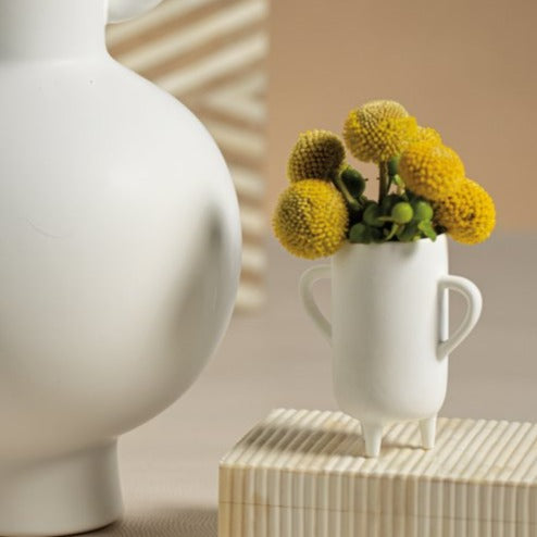 Fine Bone China Celine Mini Vase