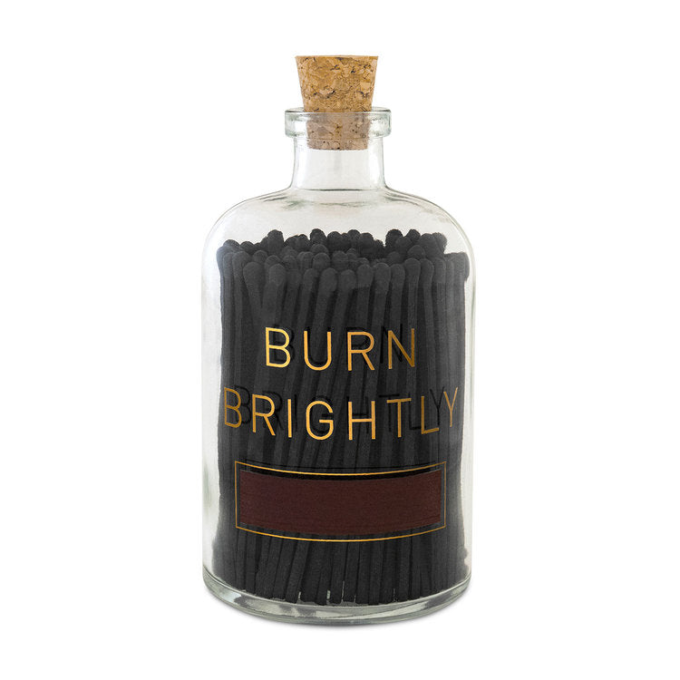 Burn Brightly Matches - CARLYLE AVENUE
