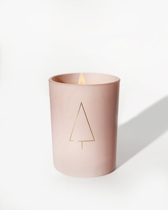 Pink Disco Holiday Candles - CARLYLE AVENUE