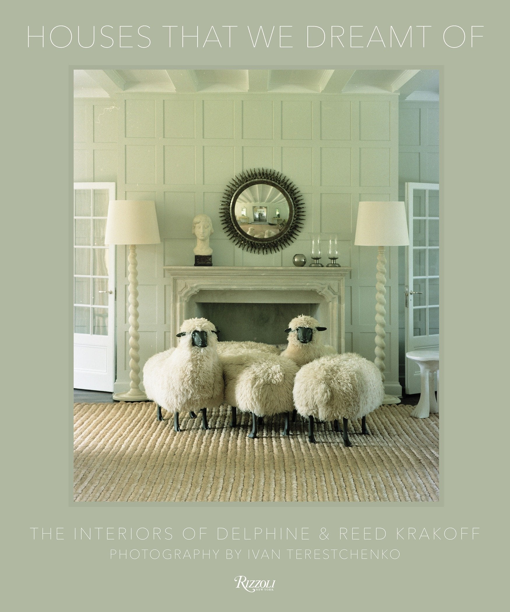 Houses That We Dreamt Of: The Interiors of Delphine and Reed Krakoff - CARLYLE AVENUE