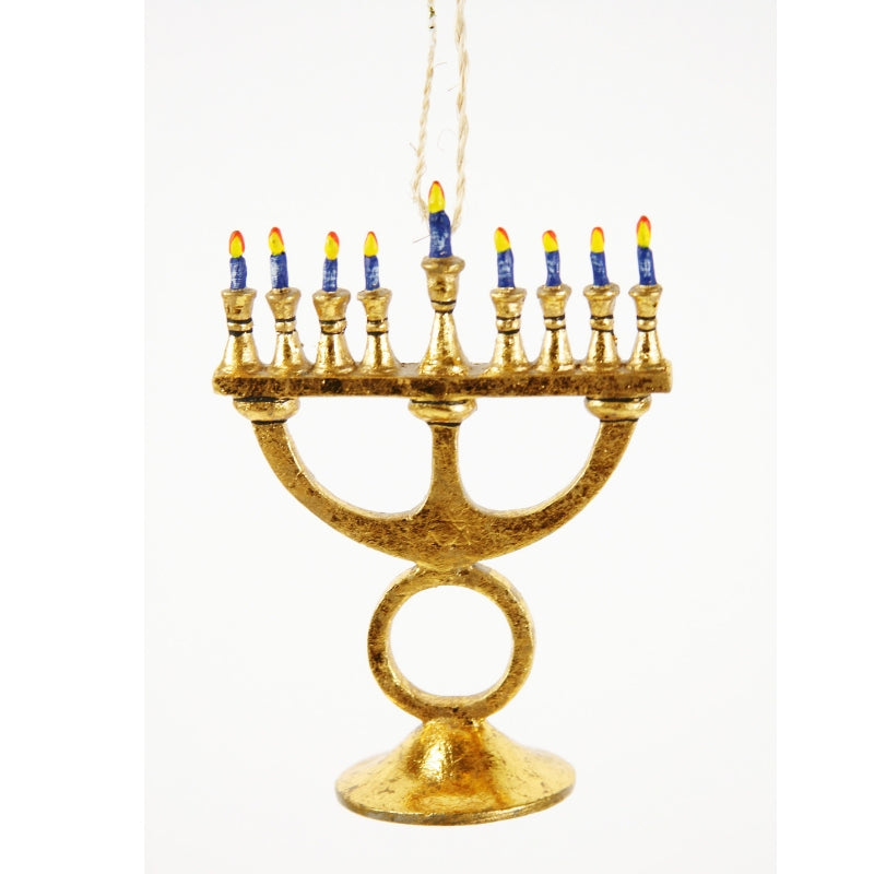 Menorah Ornaments