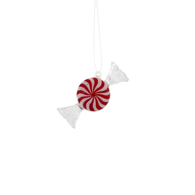 Peppermint Candy Ornament
