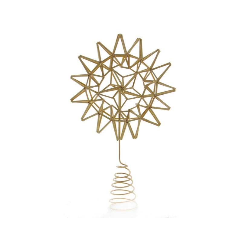 Geo Starburst Tree Topper